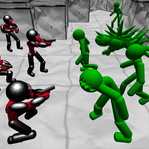 Battle Simulator: Stickman Zombie 1.09 (Unlimited money,Mod) for Android