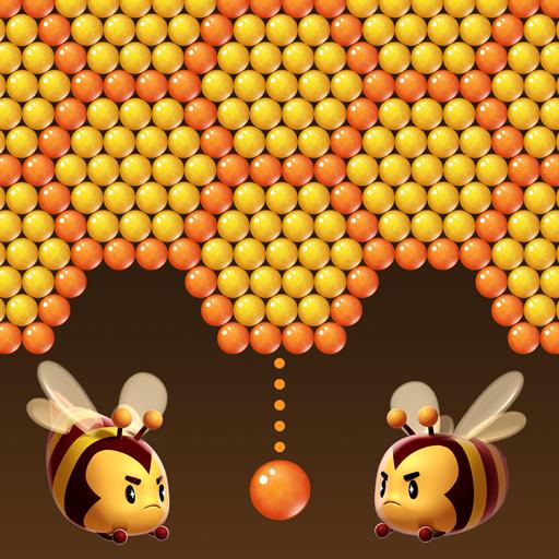 Bubble Bee Pop – Colorful Bubble Shooter Games 1.3.6 (Unlimited money,Mod) for Android