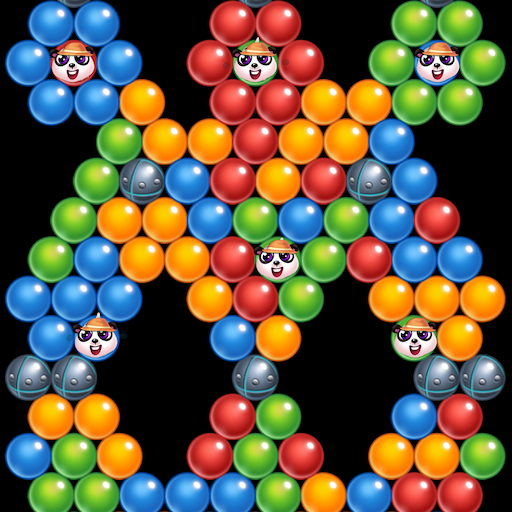 com.bunny.pop.bubble.shooter2.1 (Unlimited money,Mod) for Android