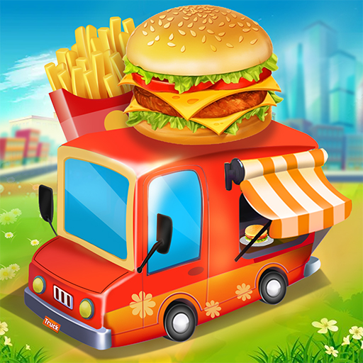 Burger Shop 2021 – Make a Burger Cooking Simulator 1.0.6 (Unlimited money,Mod) for Android