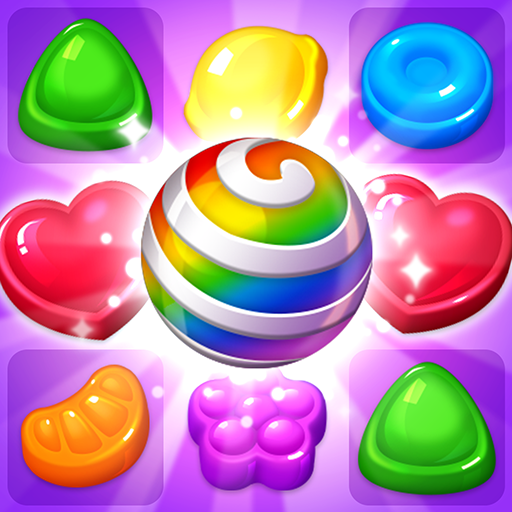 Candy Sweet: Match 3 Puzzle 21.0210.00 (Unlimited money,Mod) for Android