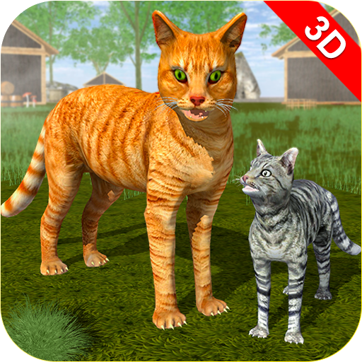Cat Family Simulator 2021 1.01 (Unlimited money,Mod) for Android