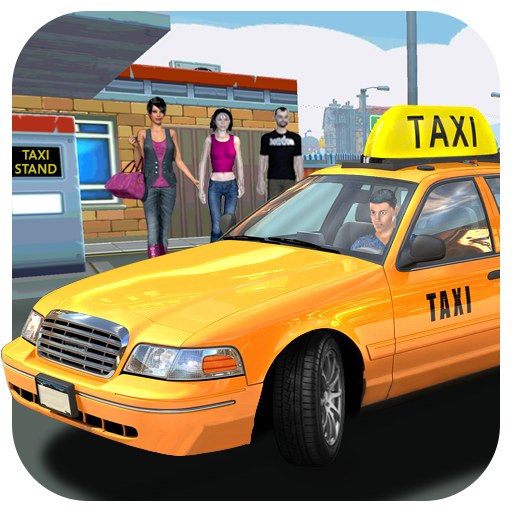 City Taxi Driving 3D 1.17 (Unlimited money,Mod) for Android