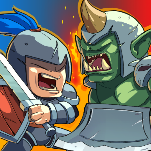 Mega War – Clash of Legions  1.412 (Unlimited money,Mod) for Android