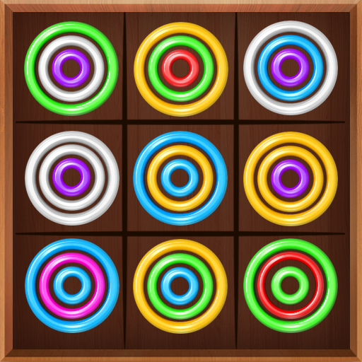 Color Rings – Colorful Puzzle Game 3.4 (Unlimited money,Mod) for Android