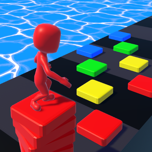 Color Stack Surfer! 1.2 (Unlimited money,Mod) for Android
