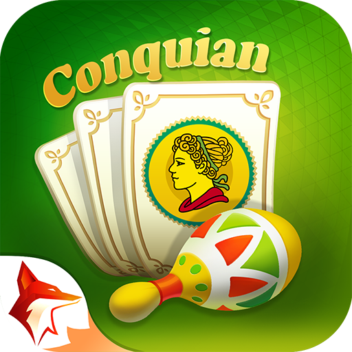 Conquian Estados Unidos ZingPlay  613 (Unlimited money,Mod) for Android
