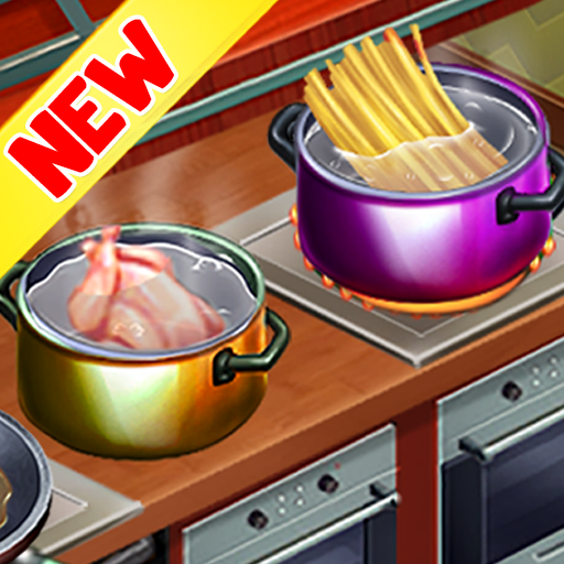 Cooking Team – Chef's Roger Restaurant Games 6.5 (Unlimited money,Mod) for Android