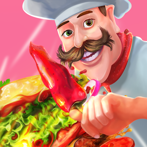 Cooking Warrior Cooking Food Chef Fever  2.6 (Unlimited money,Mod) for Android