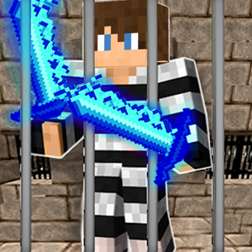 Cops VS Robbers Prison Escape 1.35 (Unlimited money,Mod) for Android