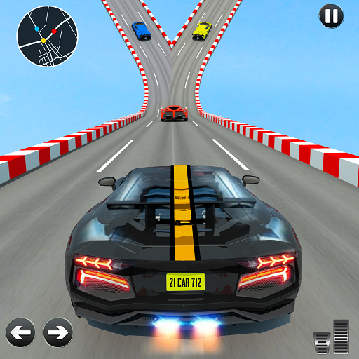 Crazy Ramp Car Stunts :Mega Ramp Stunt Games 1.6 (Unlimited money,Mod) for Android