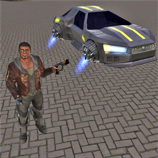 Cyber Future Crime 1.3 (Unlimited money,Mod) for Android