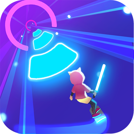 Music Game: Cyber Surfer Smash Colors 2 Free  2.0.90 (Unlimited money,Mod) for Android