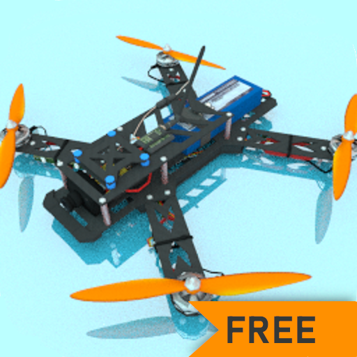 Drone Simulator – DRS 1.72 (Unlimited money,Mod) for Android