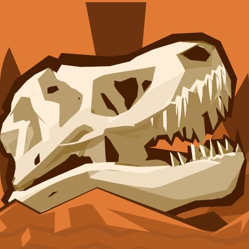 Dino Quest 2: Jurassic bones in 3D Dinosaur World 1.01 (Unlimited money,Mod) for Android