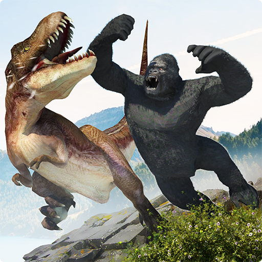 Dinosaur Hunter 2021: Dinosaur Games 2.1 (Unlimited money,Mod) for Android
