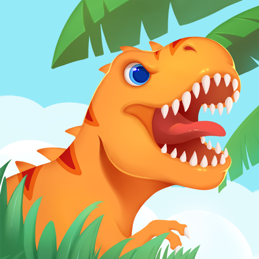 Dinosaur Island: T-Rex Games for kids in jurassic 1.0.6 (Unlimited money,Mod) for Android