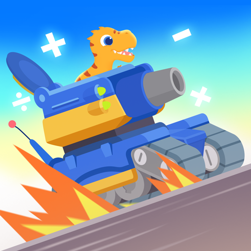 Dinosaur Math – Math Learning Games for kids 1.1.2 (Unlimited money,Mod) for Android