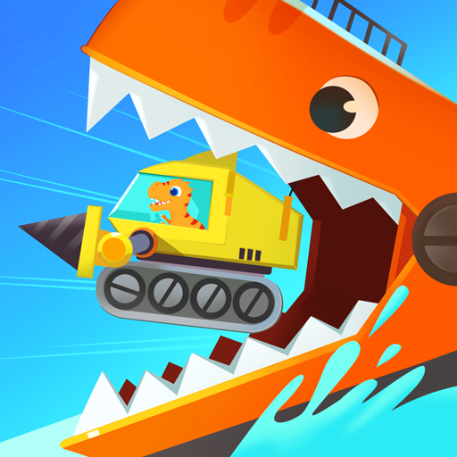 Dinosaur Ocean Explorer: Games for kids & Toddlers 1.0.3 (Unlimited money,Mod) for Android