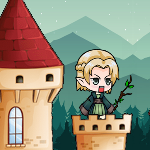 Elf Archer Shot 1.1 (Unlimited money,Mod) for Android