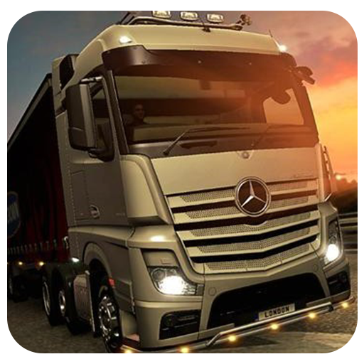 European Transport Trucking Driving Simulator 2.2 (Unlimited money,Mod) for Android