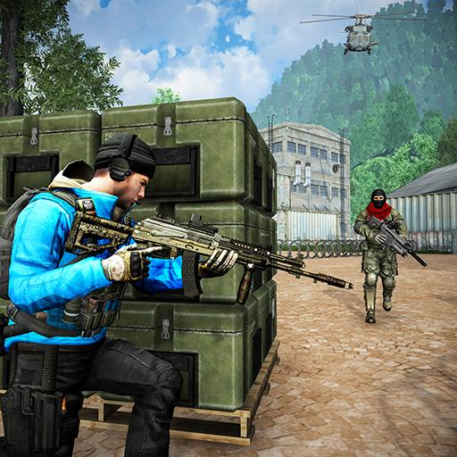 FPS Military Commando Games: New Free Games 1.1.6 (Unlimited money,Mod) for Android
