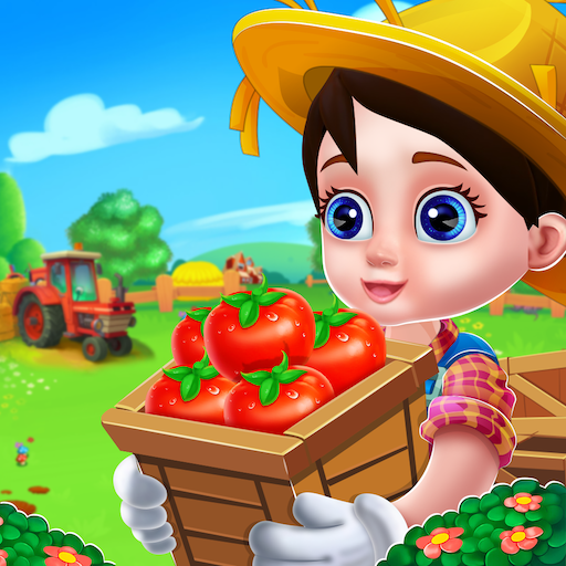 Farm House – Farming Games for Kids 3.7 (Unlimited money,Mod) for Android