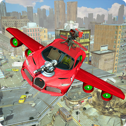 Flying Car Rescue Game 3D: Flying Simulator 1.9 (Unlimited money,Mod) for Android