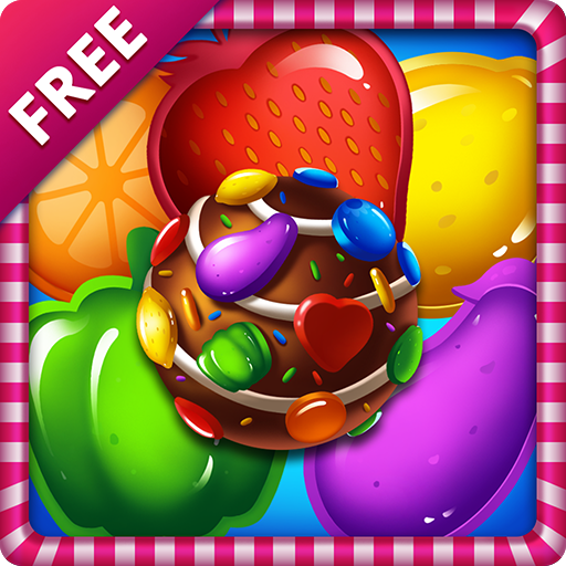 Food Burst: An Exciting Puzzle Game 1.7.2 (Unlimited money,Mod) for Android