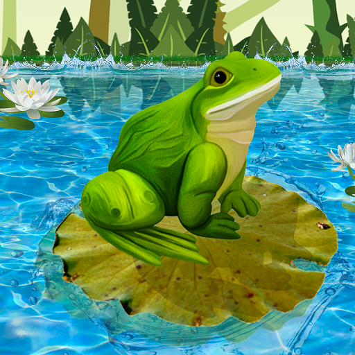 Frog Jumping Mania 1.0.2 (Unlimited money,Mod) for Android