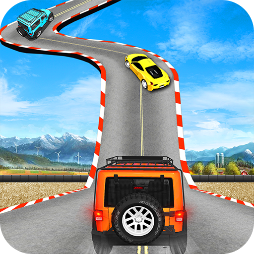 GT Jeep Impossible Mega Dangerous Track 0.1 (Unlimited money,Mod) for Android