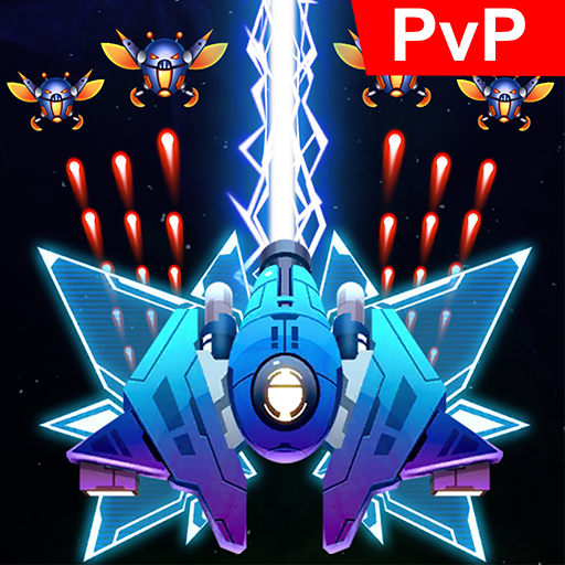 Galaxy Attack – Space Shooter – Galaxia 0.09 (Unlimited money,Mod) for Android