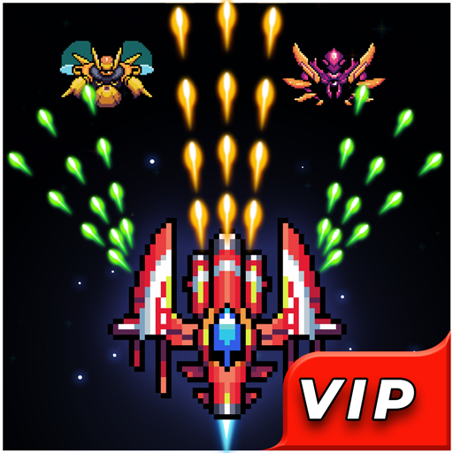 Galaxy Shooter : Falcon Squad Premium  for Android (Unlimited money,Mod) for Android