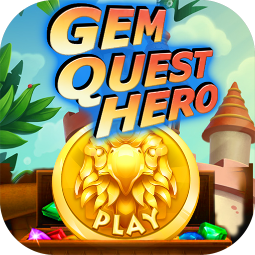 Gem Quest Hero – Jewels Game Quest 1.0.9 (Unlimited money,Mod) for Android