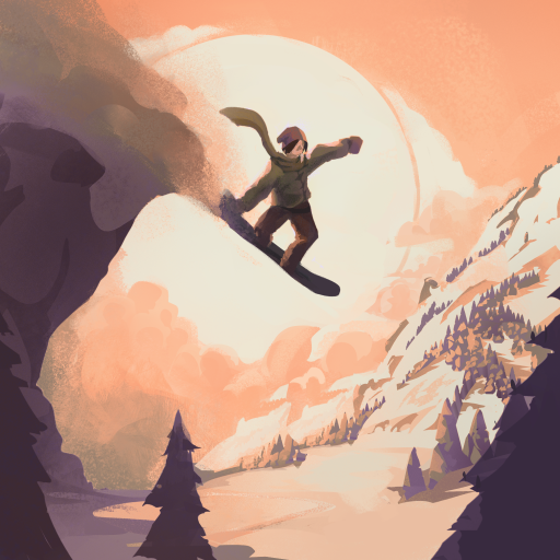 Grand Mountain Adventure: Snowboard Premiere 1.180 (Unlimited money,Mod) for Android