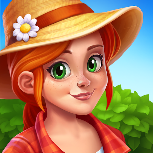 Greenvale: Match Three Puzzles & Farming Game! 1.3.2 (Unlimited money,Mod) for Android