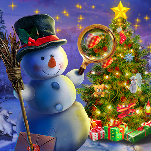 Hidden Objects: Christmas Quest 1.1.2 (Unlimited money,Mod) for Android