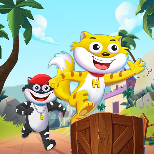 Honey Bunny Ka Jholmaal Games : Rise Up Jump & Run 1.0.3 (Unlimited money,Mod) for Android