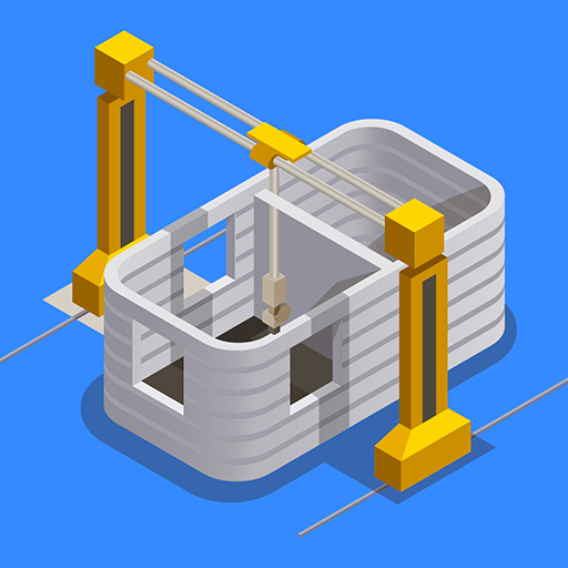 Idle Factories Builder 0.1.22 (Unlimited money,Mod) for Android
