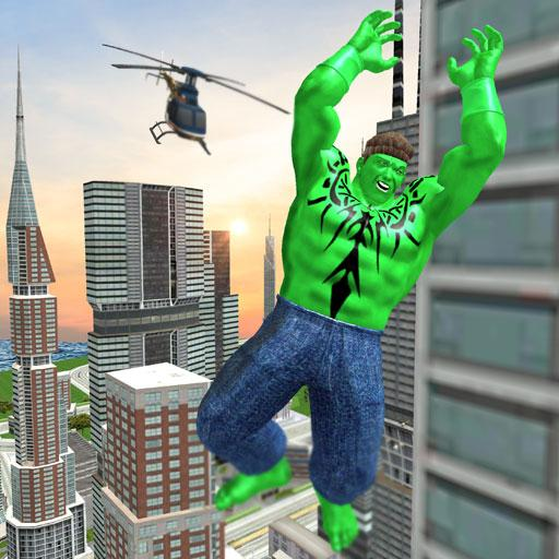 Incredible City Monster Hero Survival 3.9 (Unlimited money,Mod) for Android