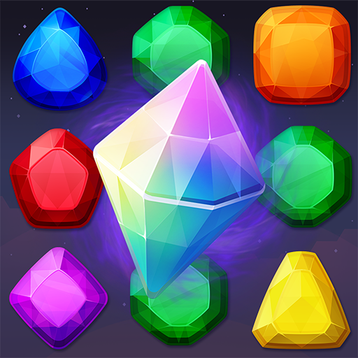 Jewel Quest Magic Match  1.09 (Unlimited money,Mod) for Android