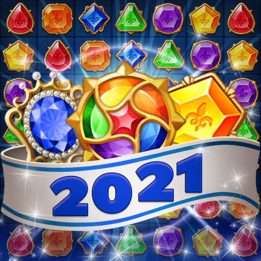 Jewels Mystery: Match 3 Puzzle  1.2.5 (Unlimited money,Mod) for Android