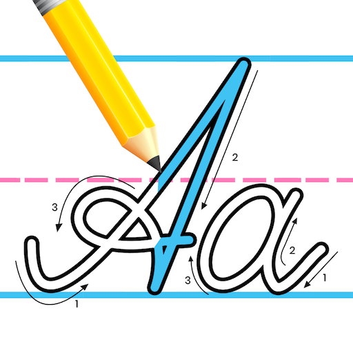 Kids Learn Cursive Writing – Cursive For Toddlers 10.0 (Unlimited money,Mod) for Android