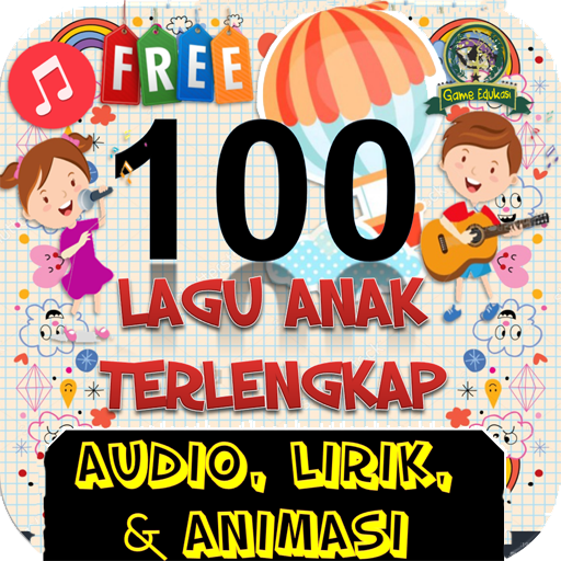 Lagu Anak Anak indonesia 1.0.7 (Unlimited money,Mod) for Android