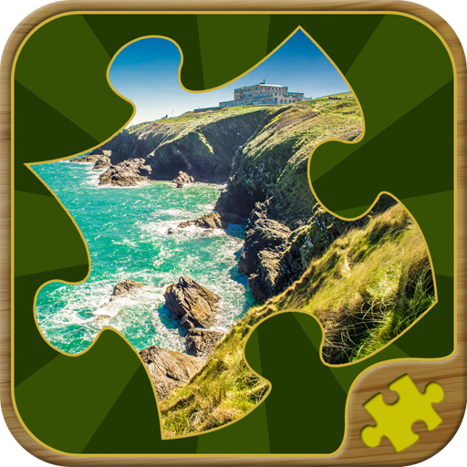 Landscape Puzzles 55.0.55 (Unlimited money,Mod) for Android