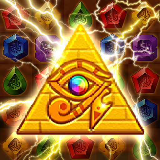 Legacy of Jewel Age Empire puzzle  1.0.9 (Unlimited money,Mod) for Android