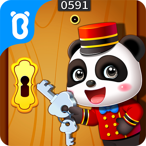 Little Panda Hotel Manager  8.52.00.00 (Unlimited money,Mod) for Android