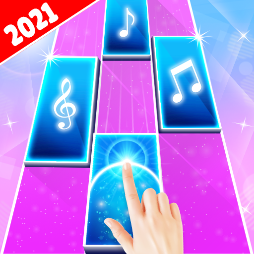 Magic Music Piano : Music Games – Tiles Hop 1.0.2 (Unlimited money,Mod) for Android