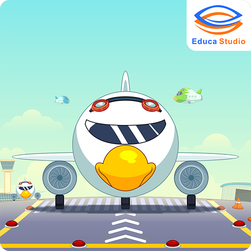 Marbel Airport Adventure 5.0.4 (Unlimited money,Mod) for Android