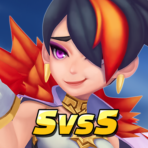 Masters Battle League 5v5 : Legend MOBA PvPTrainer  1.8 (Unlimited money,Mod) for Android